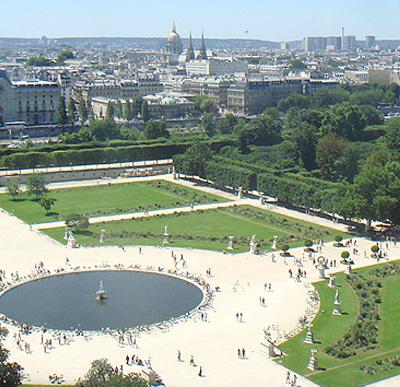 Il giardino alla francese lo sfarzo alla corte del re - Giardino francese ...
