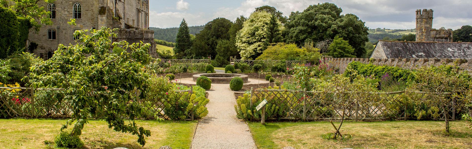 Il giardino all 39 inglese la natura e il romanticismo - Giardino in inglese ...