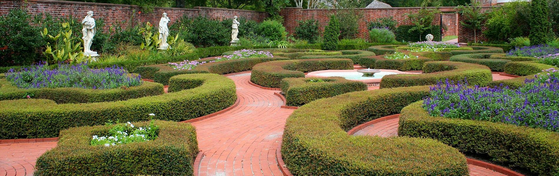 Il giardino all 39 italiana for Esempi di giardini