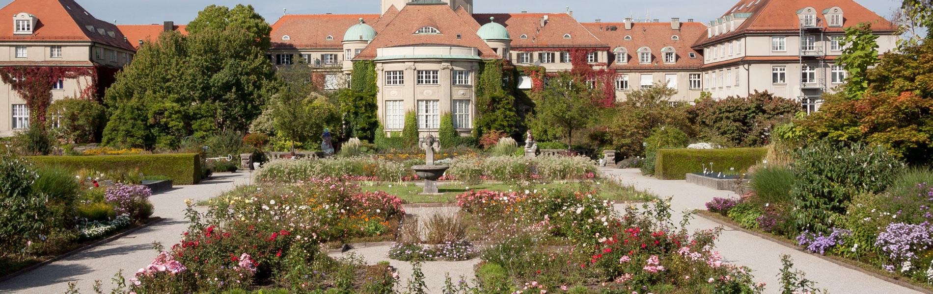 Il giardino o orto botanico hortus botanicus for Giardino orto botanico firenze